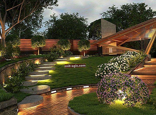 Havebuer til dekoration af haven